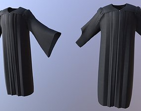 Mantle Cloth 3D model