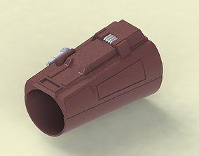 The Mandalorian Arm Gauntlets 3D printable model
