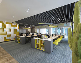 Office meeting room reception hall 49 3D model