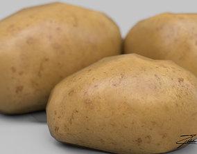 3D model realtime Potato