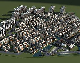 land Architecture 3D model