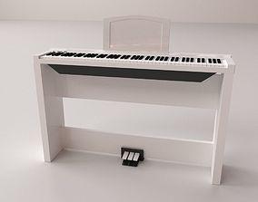 Electronic Keyboard v2 3D