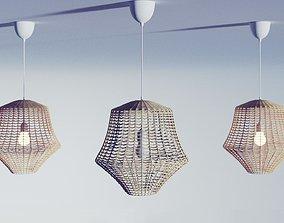 ikea lamp - industrial 3D asset