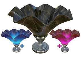 3D Vase - Serving Bowl - PBR