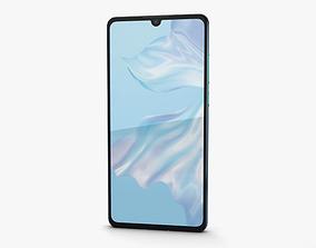 3D Huawei P30 Breathing Crystal