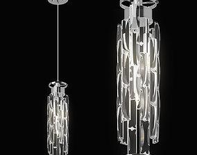 722030 Limpio Lightstar Pendant chandelier 3D model