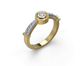 ring 3D print model 150116 R set profit aim