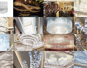 Artwork lamps 3D