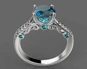 3D print model rings ring Ring