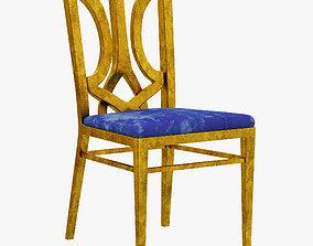 Ukrainian chair 3D model