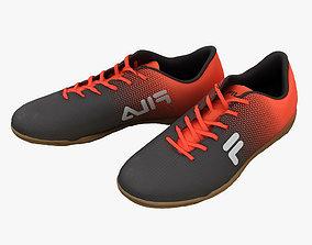 3D model FILA Shoes 001