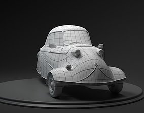 Messerschmitt kr200 3D model