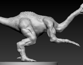 3D print model Emu Raptor