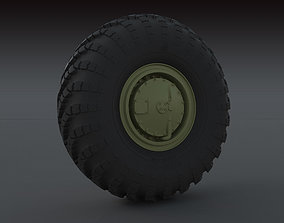 Whell from tire I-159 for system Luna 3D printable model