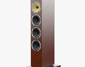 Bowers and Wilkins CM 10 Wenge 3D