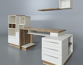 Table in the office 3D model
