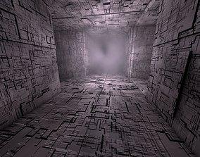 Sci-Fi Shapes - The Escapist - 3 Dimensional 3D model 1
