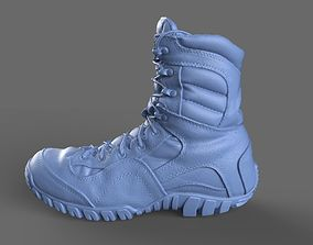 Tactical Research T360 Army Boot 3D