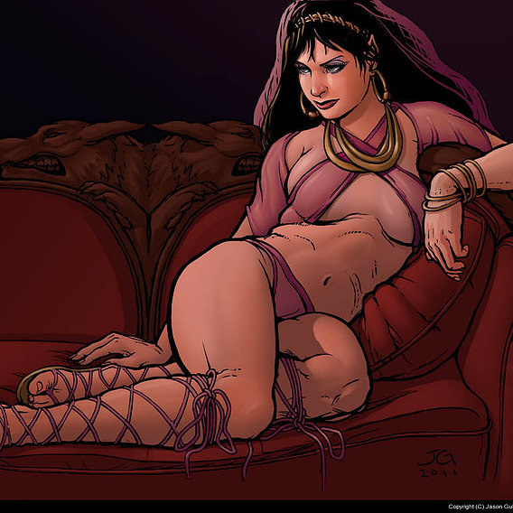 Terran Witch
