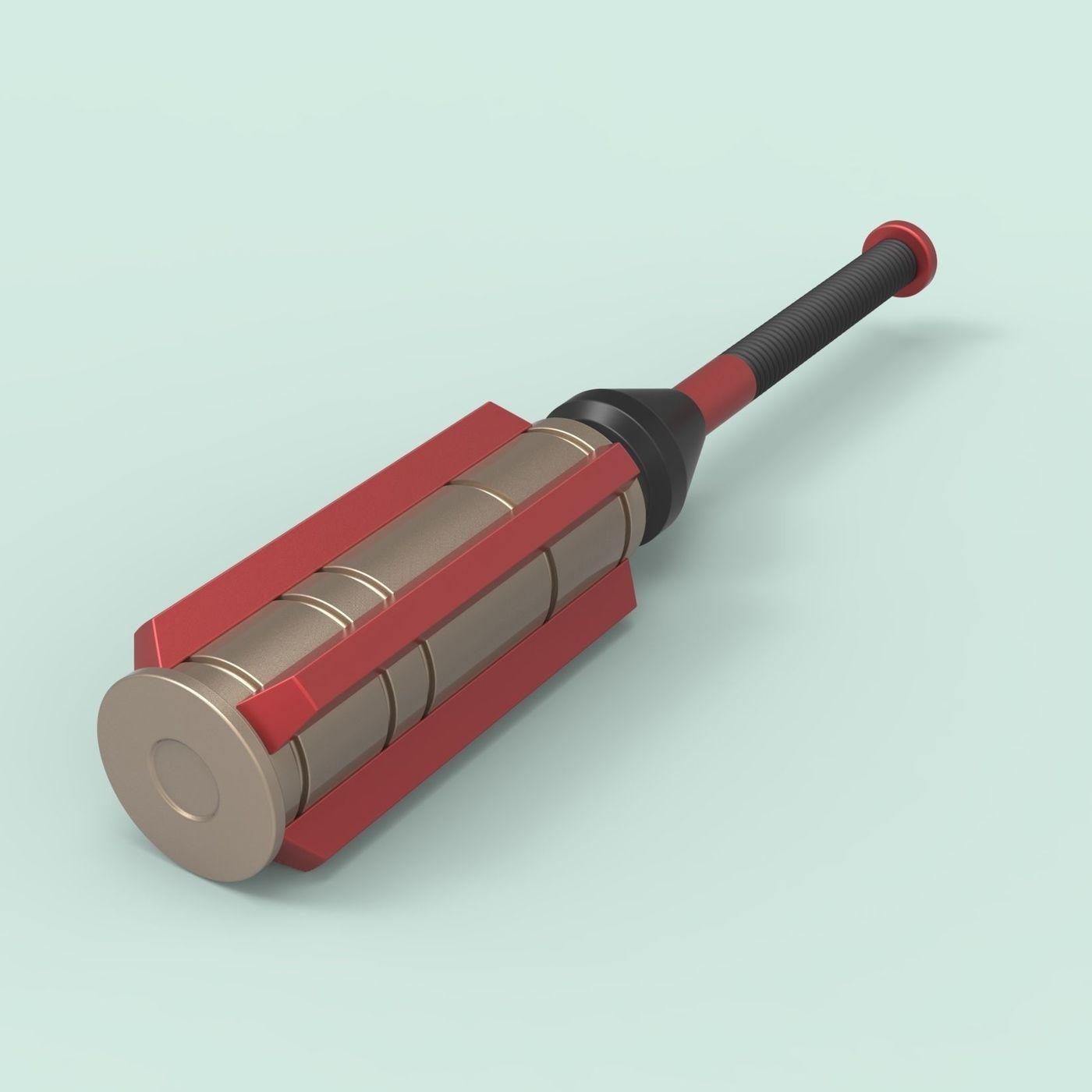 Thor's baton from Thor Ragnarok