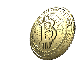 Bitcoin exchanges 3D asset game-ready