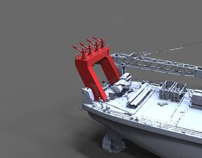 3D print model A-Frame for Seabex One can be made