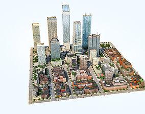 animated City model