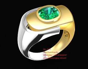 3D printable model 2055 Diamond ring