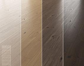 3D Wood Floor Set 16