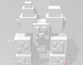 3D printable model Nukklez - Series 1 - Hashtag Wartorn 1