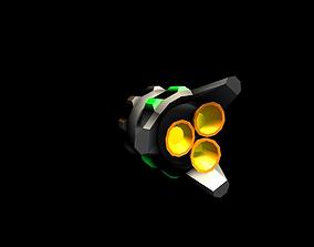 Rocket Free 3D model