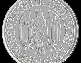 3D Deutsche mark 1991