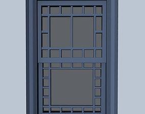 Window 3D details