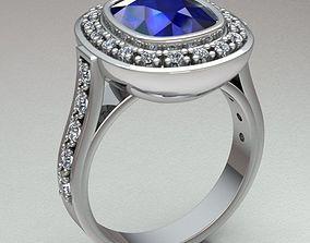 3D print model Jewelry Ring Women wedding