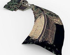 Perserverance Dam 3D model
