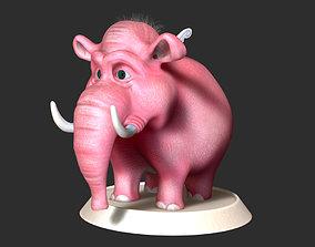 3D model Elephant elephant