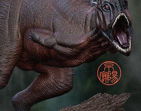 Carnotaurus Sastrei For 3dprint