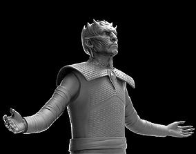 3D printable model Night King Half Body - Game of Thrones
