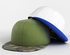 3D model adobe-challenge-designer-schwag Baseball Cap
