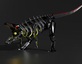 3D Predator robot
