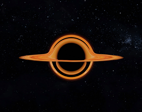 3D black hole