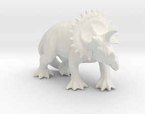 3D printable model Dinosaur Triceratops
