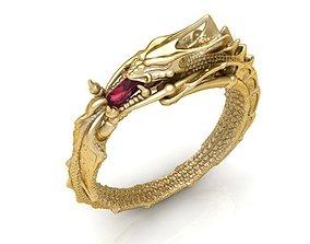 jewellery 3D print model Ring