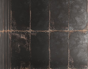 3D SantAgostino Oxidart Black Porcelain Stoneware