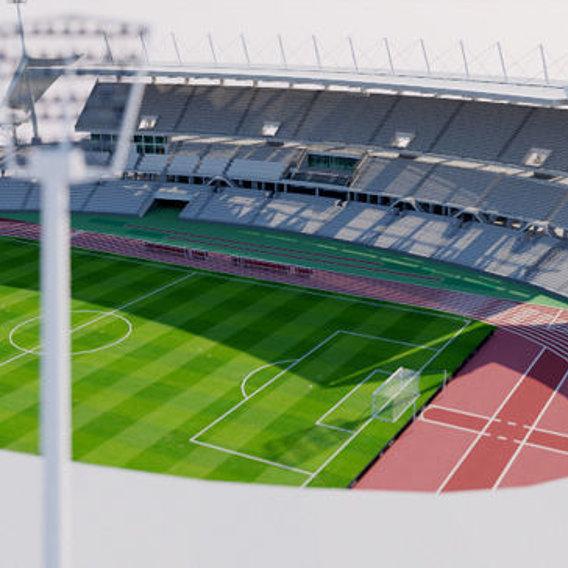 Stade Sebastien Charlety - Paris