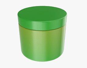 Plastic Jar Mockup 05 3D