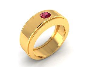 Women Ring Diamond Band Ring 3dm render