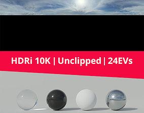 3D model HDRi Sky 016