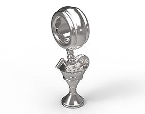 3D printable model Cocktail Charm - 2