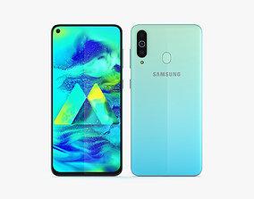 Samsung Galaxy M40 3D asset